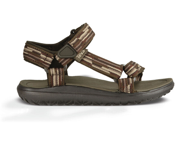 Teva Children Terra-Float Universal Sandals Tacion Brown/Black Olive
